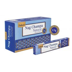 Tulasi Nag Champa Incense 15 Sticks
