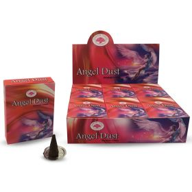 Green Tree Angel Dust Incense Cones