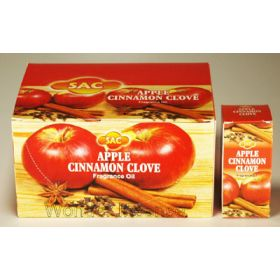 Apple Cinnamon Clove Fragrance Oil
