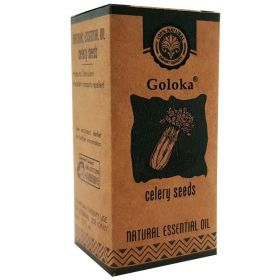 Goloka Celery Seeds Essential Oil
