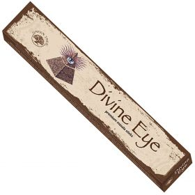 Green Tree Divine Eye Incense 15g