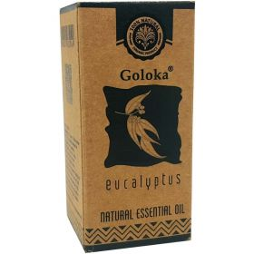Goloka Eucalyptus Essential Oil
