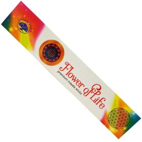 Green Tree Flower of Life Incense 15g
