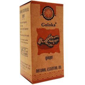 Goloka Ginger Essential Oil