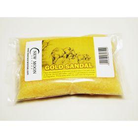 Gold Sandal Simmering Granules