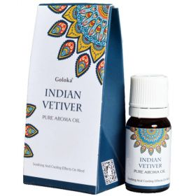 Indian Vetiver Aroma Oil