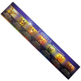 Green Tree 7 Angels Incense 15g