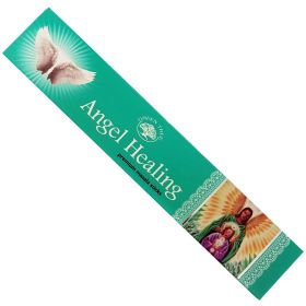 Green Tree Angel Healing Incense 15g