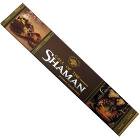 Green Tree  Call of Shaman Incense 15g