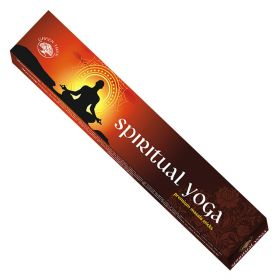 Green Tree Spiritual Yoga Incense 15g