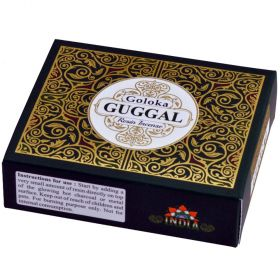 Goloka Guggal Resin Incense