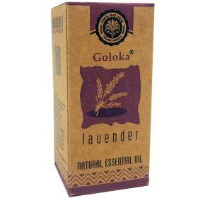 Goloka Lavender Essential Oil