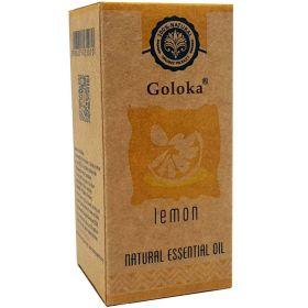 Goloka Lemon Essential Oil