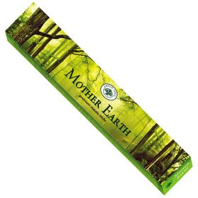 Green Tree Mother Earth Incense 15g