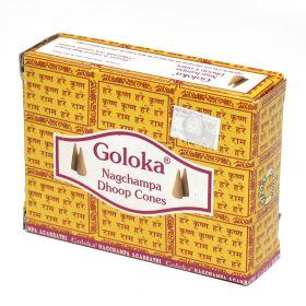 Goloka Chandan Cones