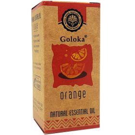 Goloka Orange Essential Oil
