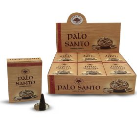 Green Tree - Palo Santo Incense Cones
