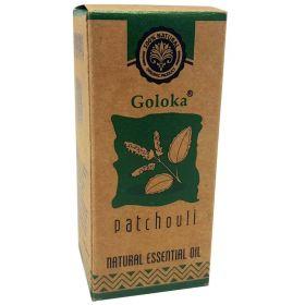Goloka  Patchouli Essential Oil