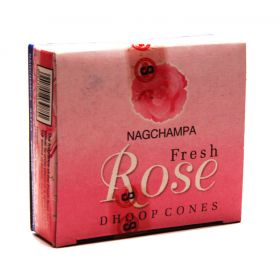 Satya Fresh Rose Cones