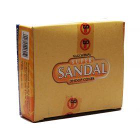 Satya Super Sandal Cones