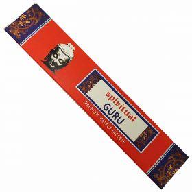 Spiritual Guru Incense 15gms