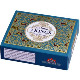 Goloka Three Kings Resin Incense