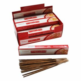 Tulasi Dragon Blood Incense 15 Sticks