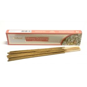 Tulasi Money Drawing Incense 15 Sticks