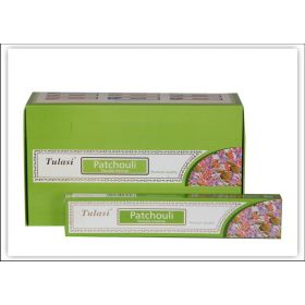 Tulasi Patchouli Incense 15 Sticks