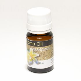 Frangipani Fragrance Oil 15ml