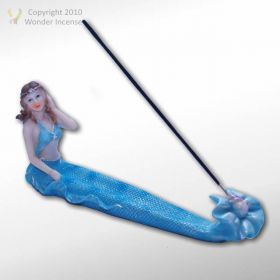 Mermaid Ash Catcher - Blue