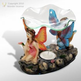 2 Fairies Oil Burner